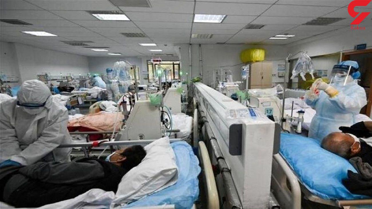 بیمارستان های اهواز پر شد / وضعیت نگران کننده کرونا در مرکز خوزستان