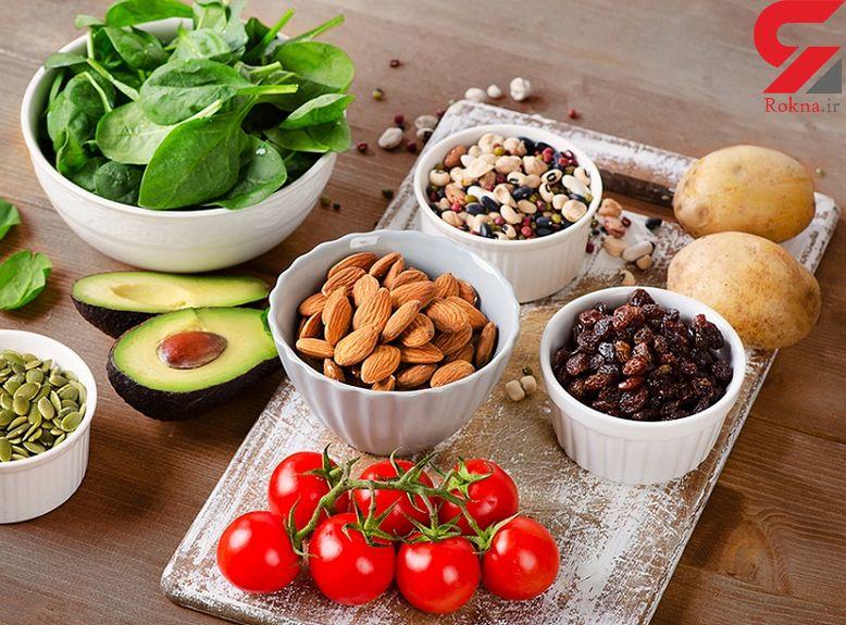 خوراکی هایی که اعصاب تان را تقویت می کنند