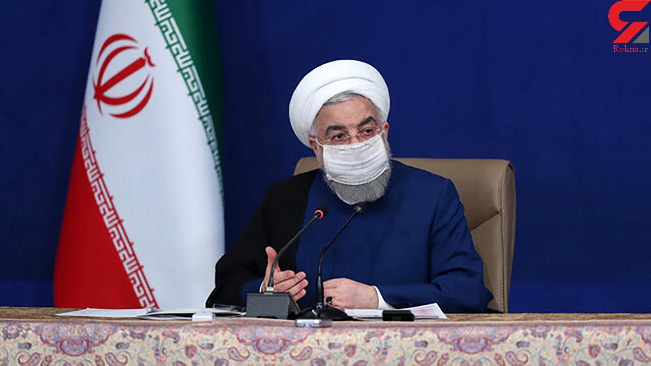 روحانی : مسکن را باید مردم بسازند نه دولت