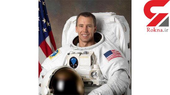 فضانورد ناسا مدرک دکترای افتخاری کسب کرد