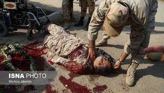 واکنش شهروندان به حمله تروریستی به رژه نیروهای مسلح در اهواز