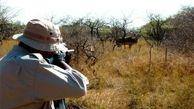دستگیری شکارچی خلخالی در حیات وحش