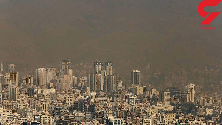 بلایی که آلودگی هوا سر شهروندان می آورد