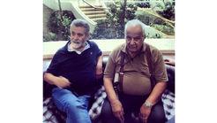 انتشار صدای بهروز وثوقی در مراسم  ناصر ملک مطیعی برای نخستین بار بعد از انقلاب + فیلم