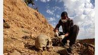 کشف یک گور دسته جمعی 1500 نفره در سوریه