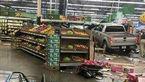 پیکاپ با سرعت وارد  به داخل فروشگاه شد و 3 نفر را کشت +عکس