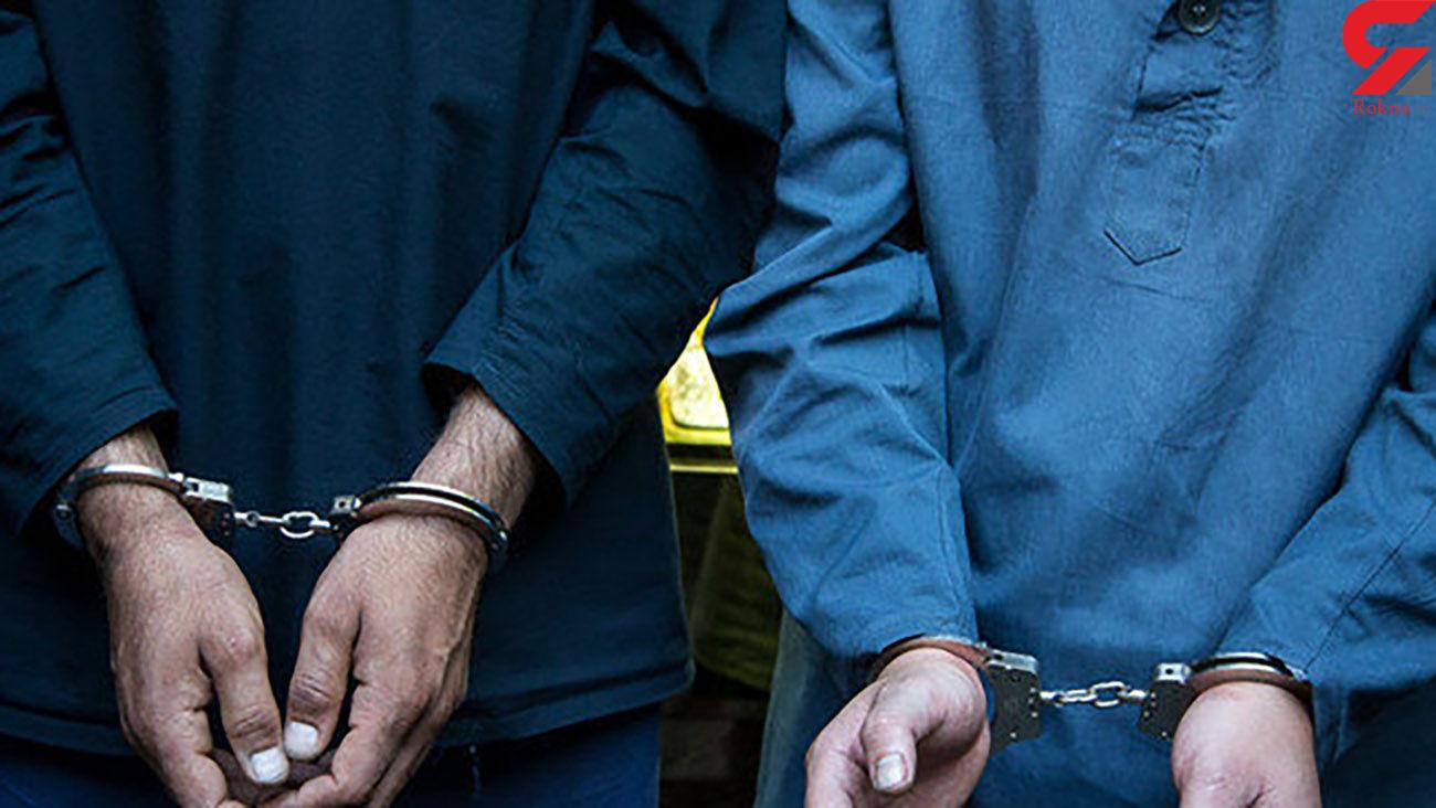 دستگیری کلاهبردار میلیاردی در هرمزگان / او سر 92 زن و مرد کلاه گذاشته بود