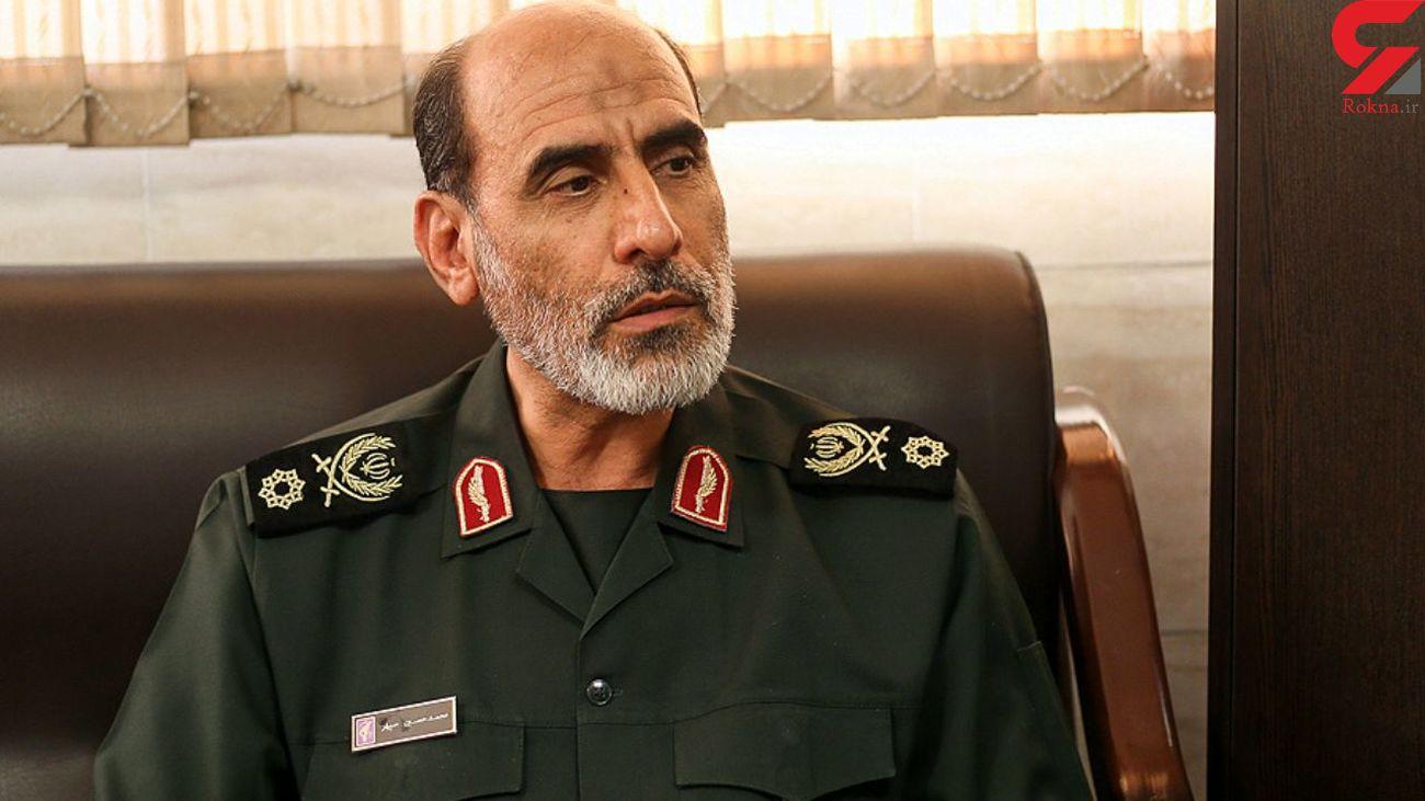 سردارسپهر، فرمانده قرارگاه عملیاتی مقابله با کرونا شد