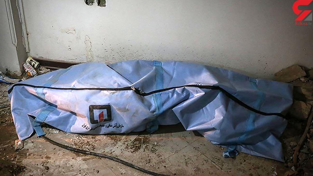 پیدا شدن جسدی با نقشه گنج در یزد / او مجهز بود