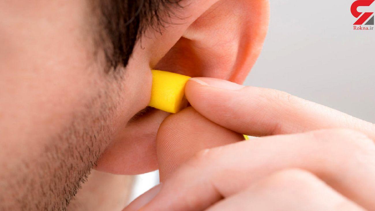 چرا گوش مان وزوز می کند؟