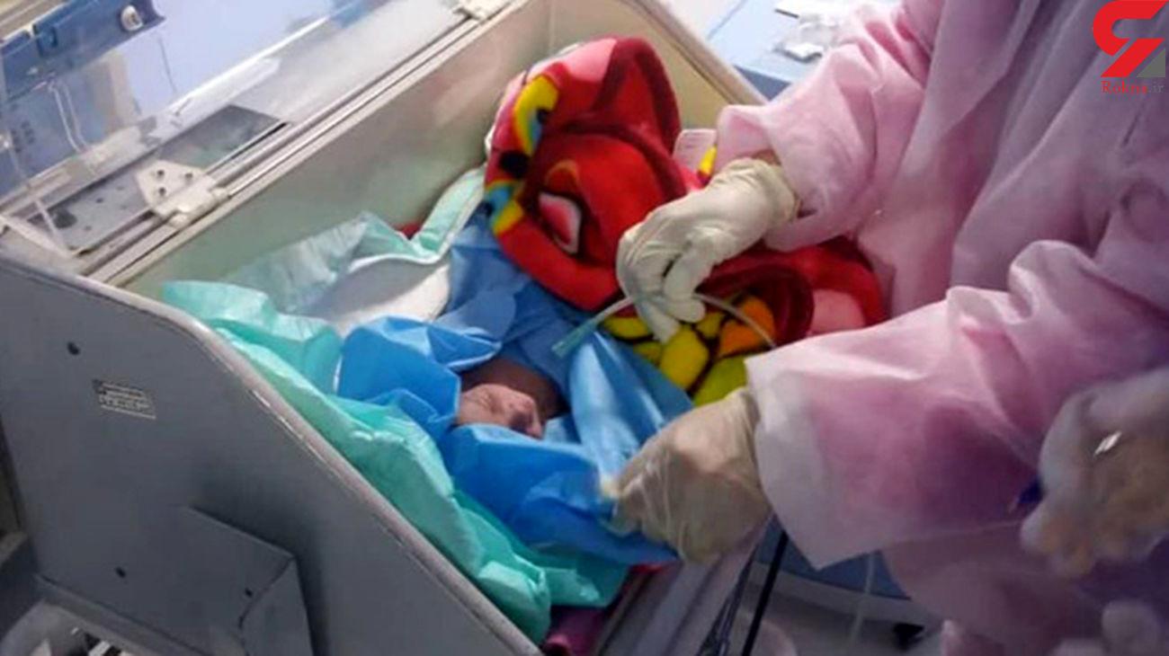 خبر خوب / بهبود دو نوزاد کرونایی در گیلان
