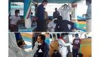 کرونای هندی در راه ایران بود که توقیف شد + عکس