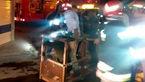 آتش سوزی برای 12 تن در شیروان حادثه آفرید + عکس