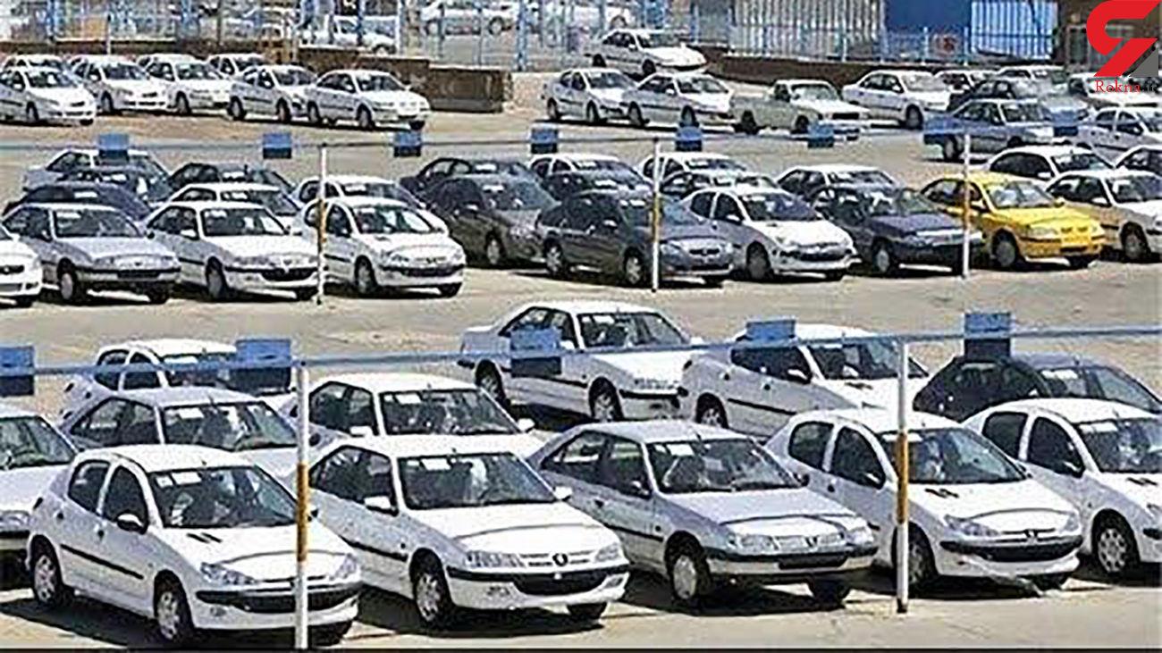 بازار خودرو قفل شد / پراید ۱۱۱ به ۱۱۰ میلیون تومان رسید