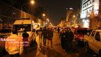 تا رسیدن به آتش نشان های محبوس شده فقط 3 متر مانده /گزارش ساعت 21:30