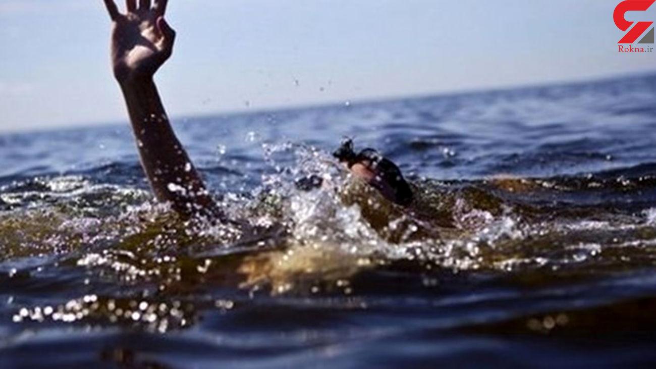 مرگ تلخی یک سمنانی در کانال آب