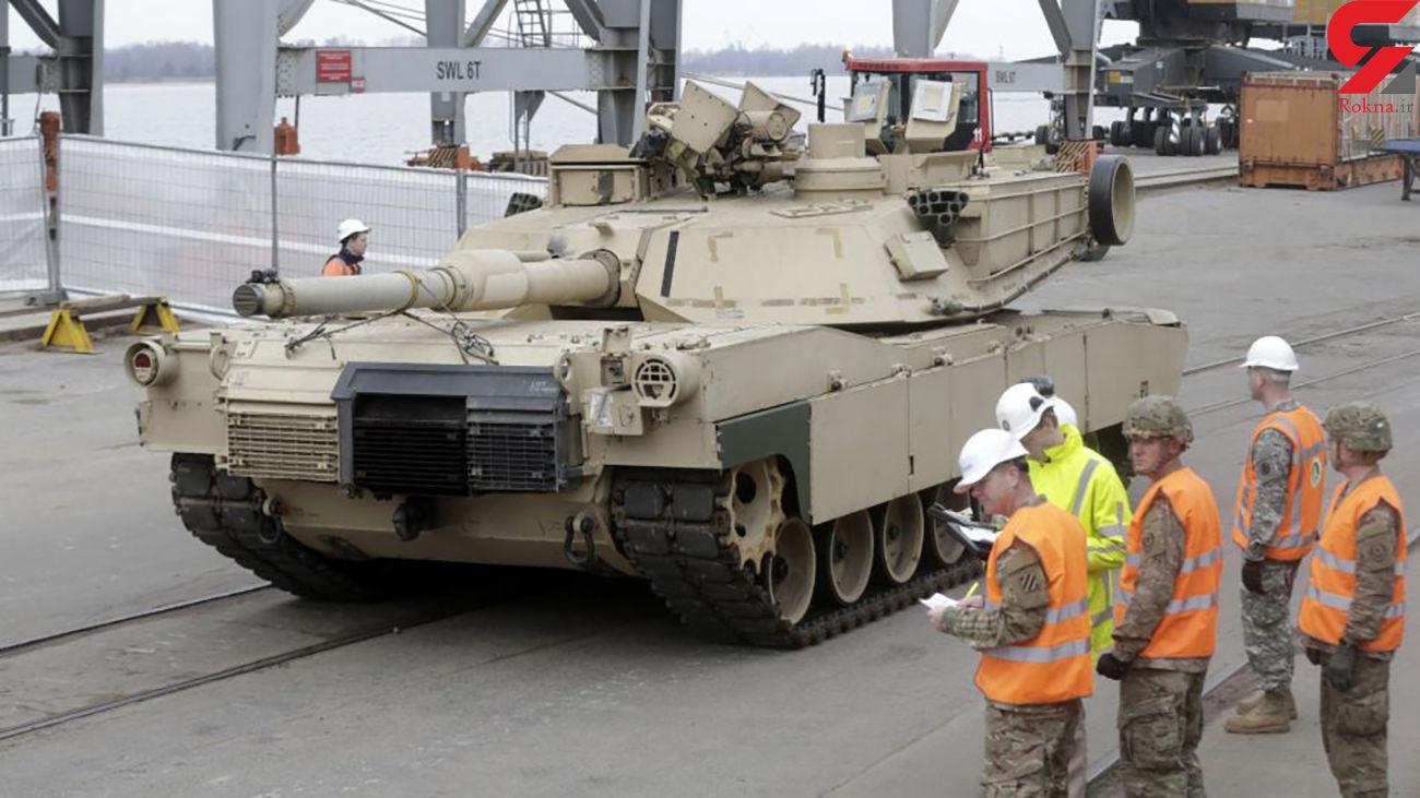 واکنش روسیه به رزمایش نیروهای مسلح آمریکا در استونی