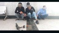 تیراندازی هولناک در مراسم عزا / آبادانی ها وحشت زده شدند
