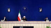 روحانی: برای رعایت پروتکلها به مجلس نرفتم/ ترامپ به دلیل سیاستهای غلط درباره ایران و جهان شکست خورد