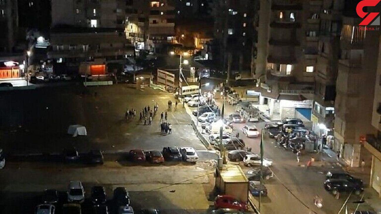 تیراندازی مرگبار بین 2 خانواده / در بیروت رخ داد