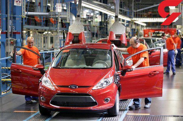 تولید خودرو در جهان افزایش یافت/سهم۲۸ درصدی چین