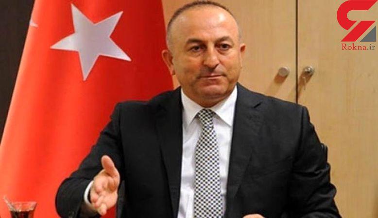ترکیه: رئیسجمهور فرانسه حامی تروریسم است