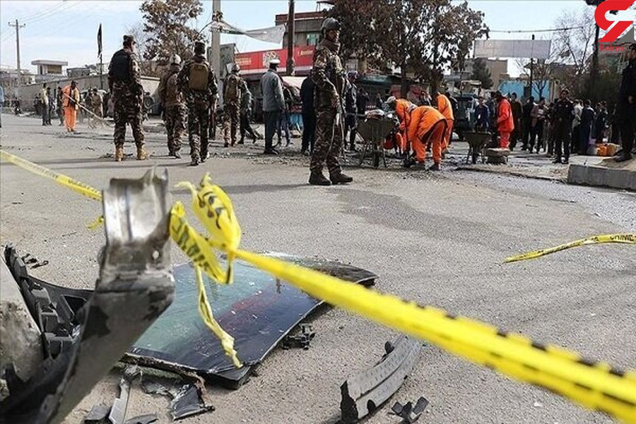 4 people killed, wounded in a blast in Mazar-e-Sharif