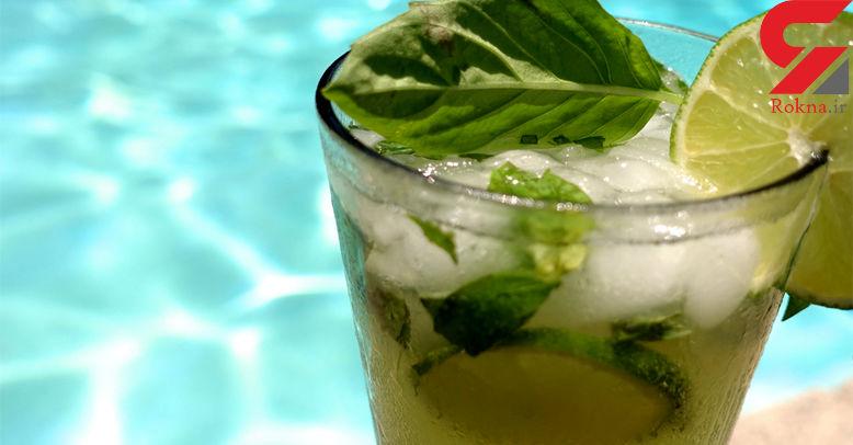 دلچسب ترین نوشیدنی روزهای گرم سال+ طرز تهیه