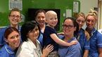نجات دختر 6 ساله از سرطان مرگبار / استفاده از ژندرمانی برای نخستین بار در جهان +عکس