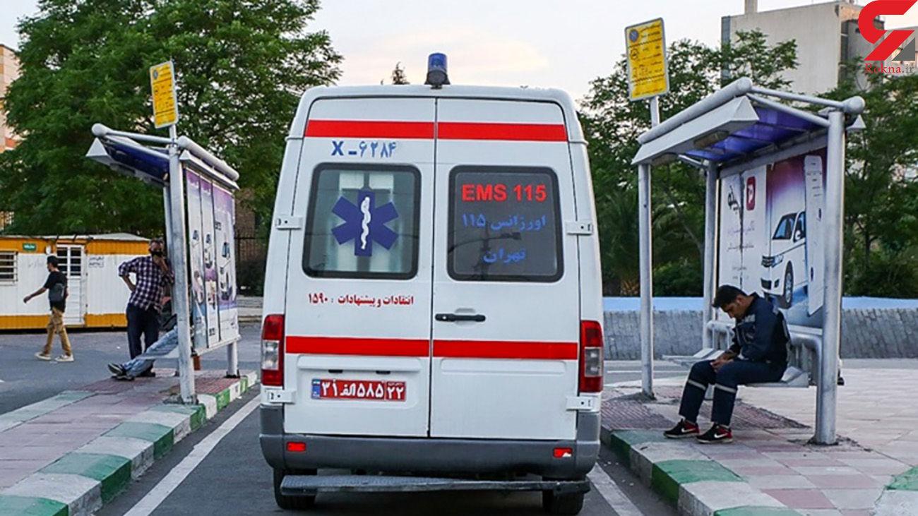 تردد مسئولان رده بالا با آمبولانس در تهران / رئیس اورژانس تهران فاش کرد