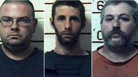 پرونده ای عجیب / دستگیری ۳ آمریکایی به جرم اقدام نامتعارف با اسب، گاو و سگ+ عکس