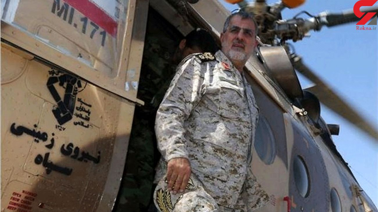 IRGC Ground Force Drill Kicks Off in SW Iran