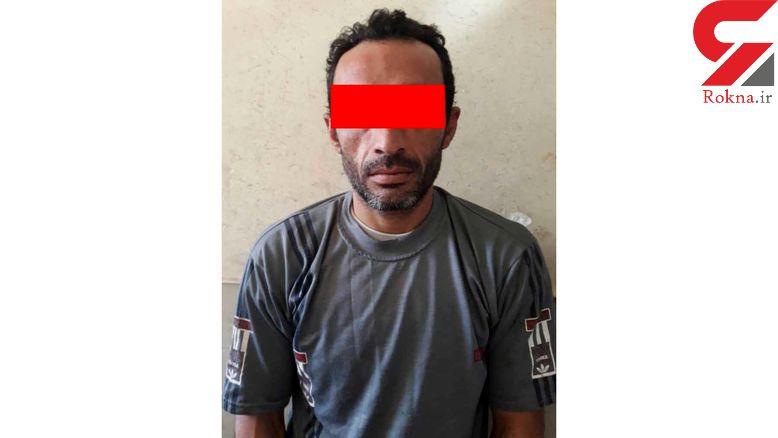 حافظه این دزد پس از سرقت پاک می شد / سمیر دزده در آبادان معروف است + عکس