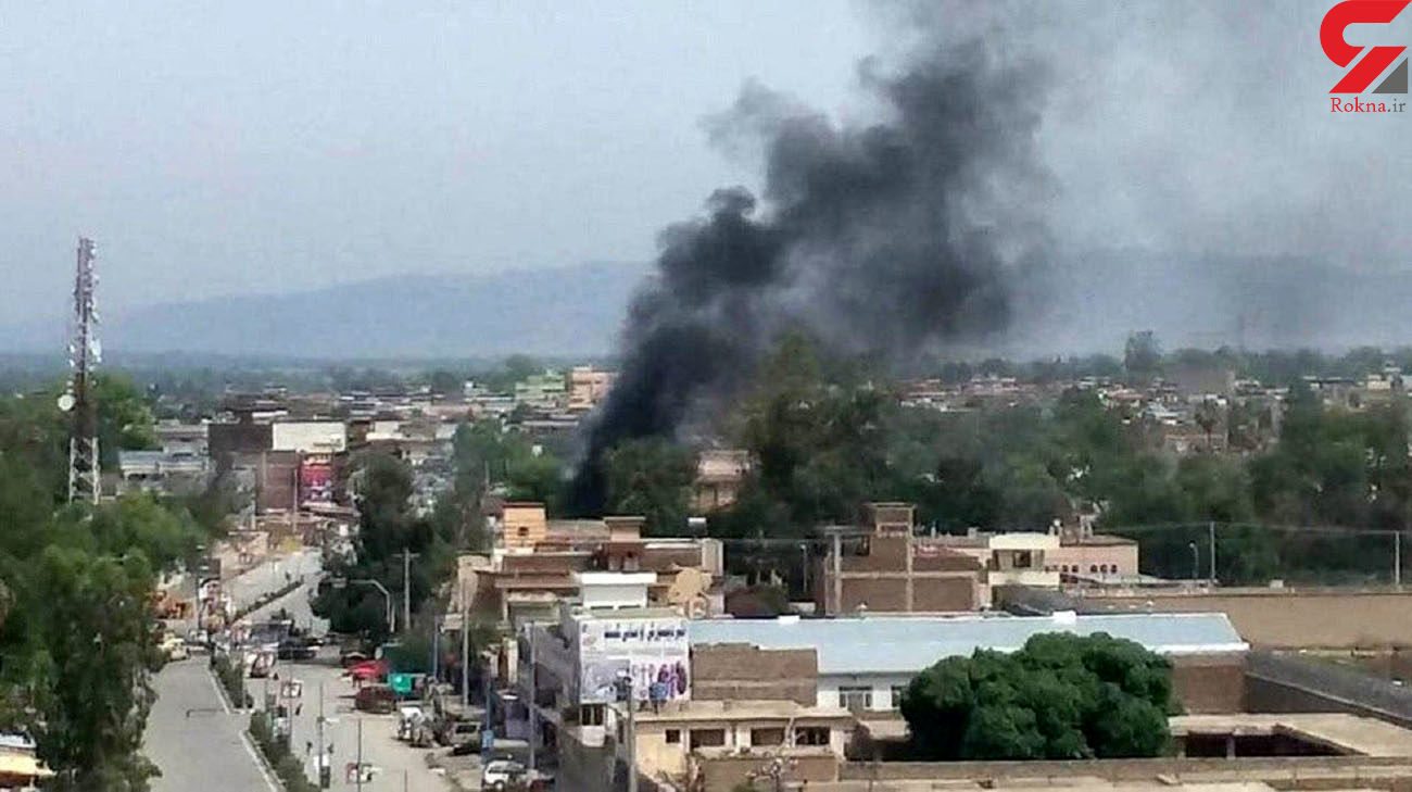 انفجار هولناک در مسجد کابل + عکس و جزئیات