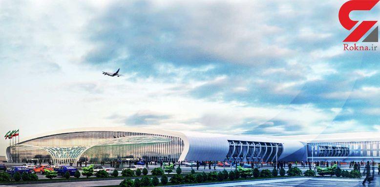 تاکسی و تیک آف همزمان دو  هوپیما در فرودگاه امام (ره) + فیلم