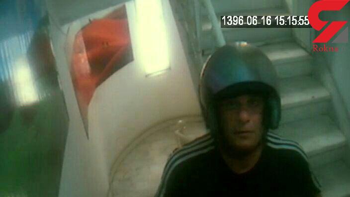 فوری / خفاش رشت دستگیر شد + عکس متهم در صحنه
