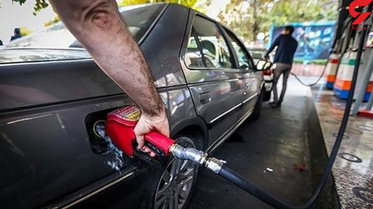 افزایش 60 درصدی مصرف بنزین به خاطر سفرهای نوروز 1400