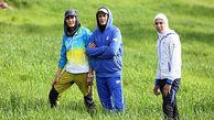 رونمایی از جدیدترین تیزر صفر تا سکو / در ایران این سه خواهر را نمی شناسند +فیلم