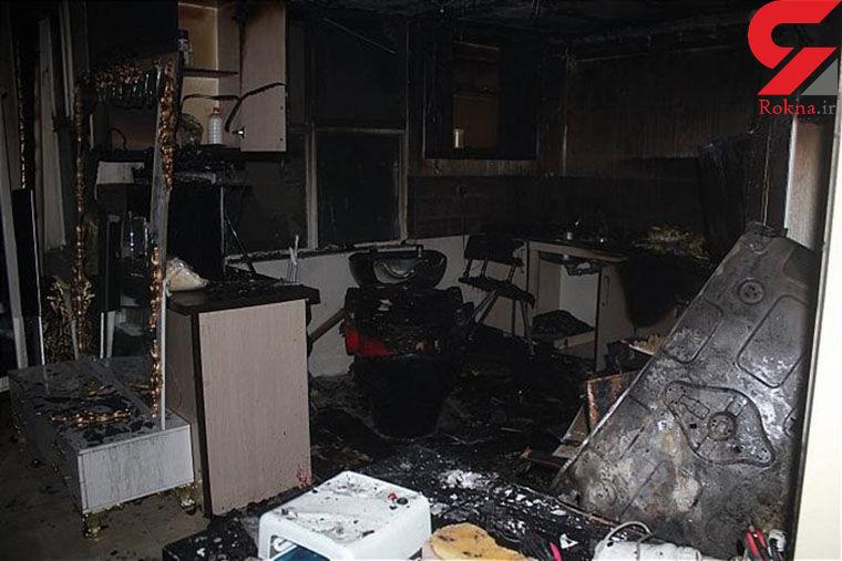 انفجار گاز در خانه مسکونی در بشرویه با 2 مصدوم
