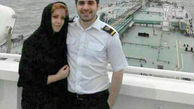 آخرین عکس از تنها زوج حاضر در نفتکش سانچی / فقط 3 ماه از نامزدیشان می گذشت + فیلم و عکس