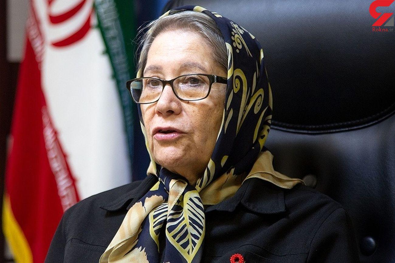مینو محرز: واکسن ایرانی کرونا قبل از پایان سال قابل استفاده است