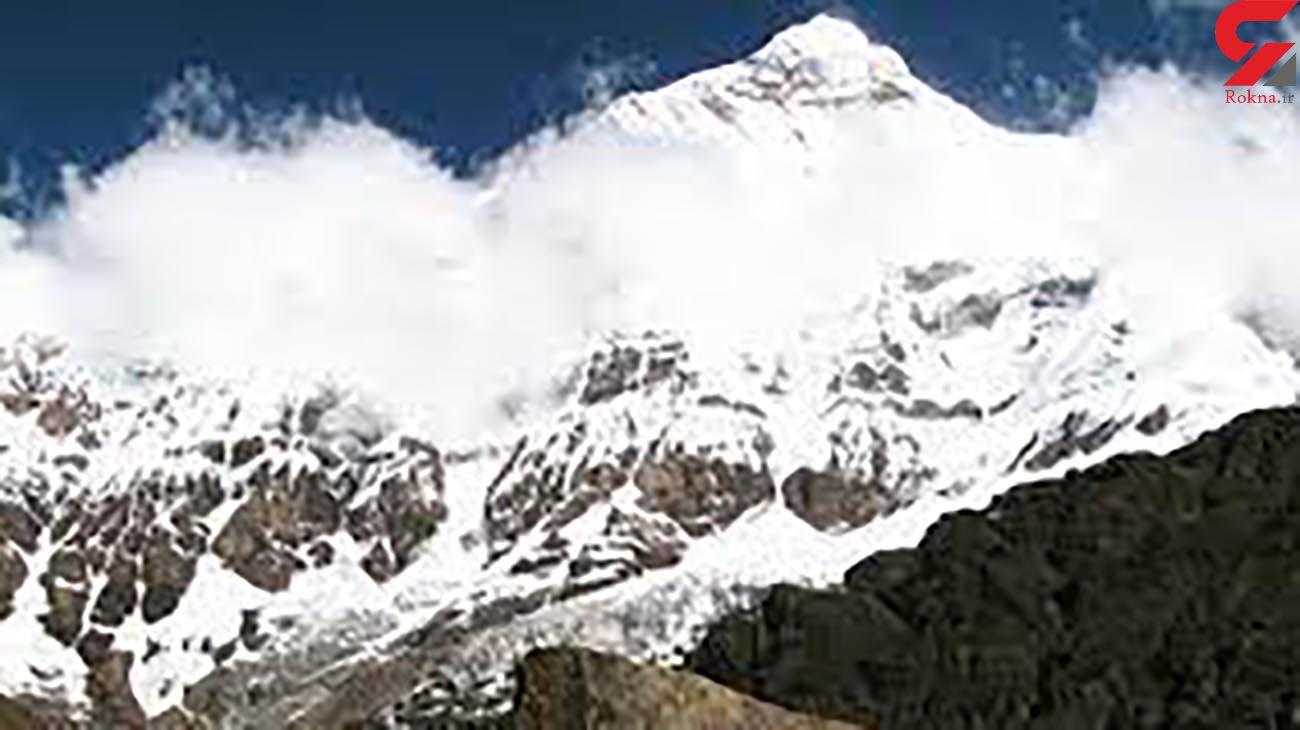 خطر برف و کولاک در البرز / صعود به ارتفاعات ممنوع