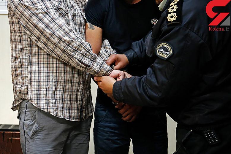 دستگیری سارق حساب های بانکی در بندرانزلی