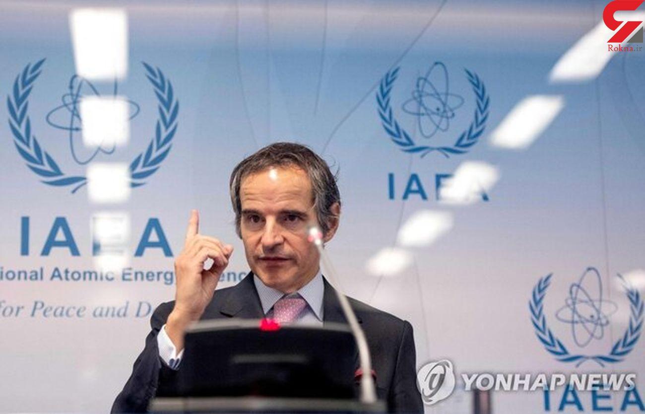 نشست آژانس بین المللی اتمی در ایران / مدیرکل آژانس بین المللی انرژی اتمی  خبر داد