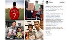 حمایت رونالدو و پسرش از کودکان سوری +عکس