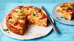 کیک مرغ پنیری با طعم زنجبیل+ دستور تهیه
