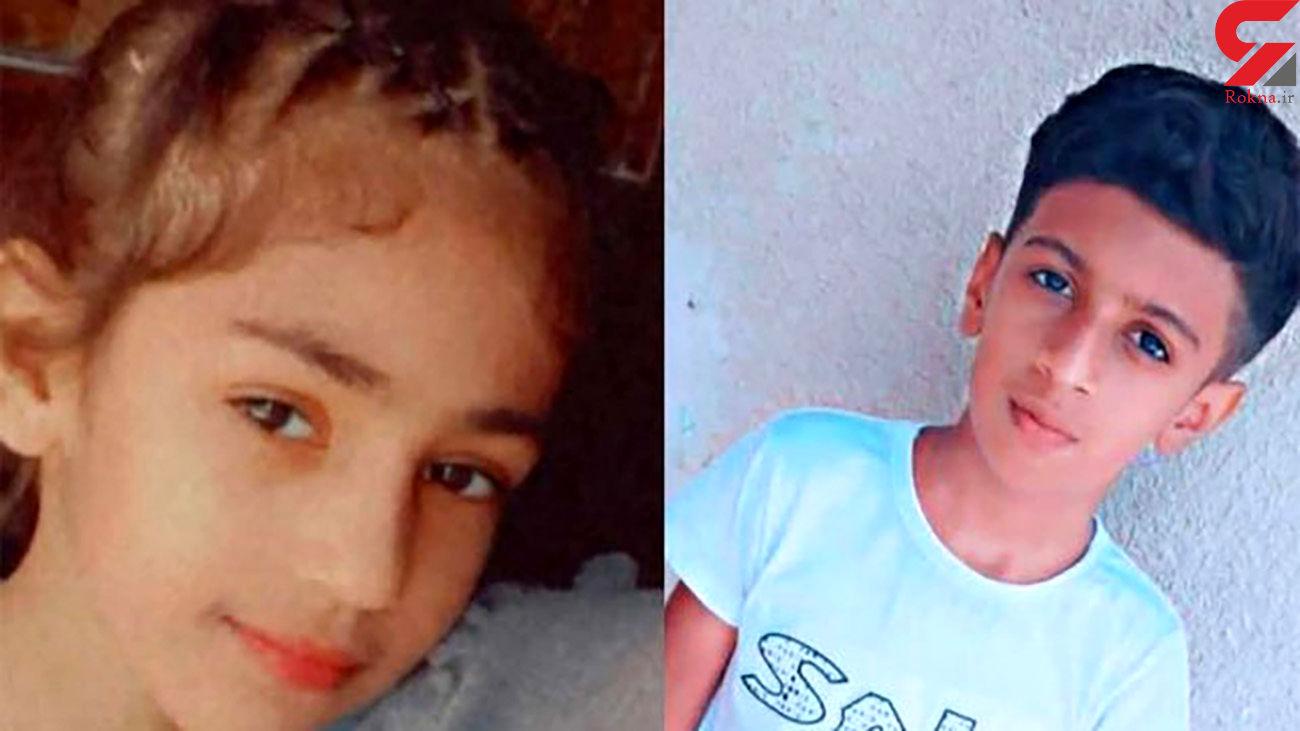 انتخاب سخت در صحنه مرگ 4 کودک / فقط 2 کودک نجات یافتند + عکس
