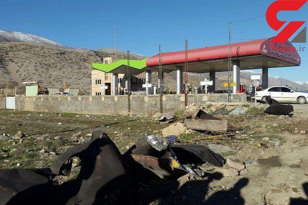 اولین تصاویر از تیراندازی مرگبار در لرستان/ شهید باوی که بود ؟+جزییات