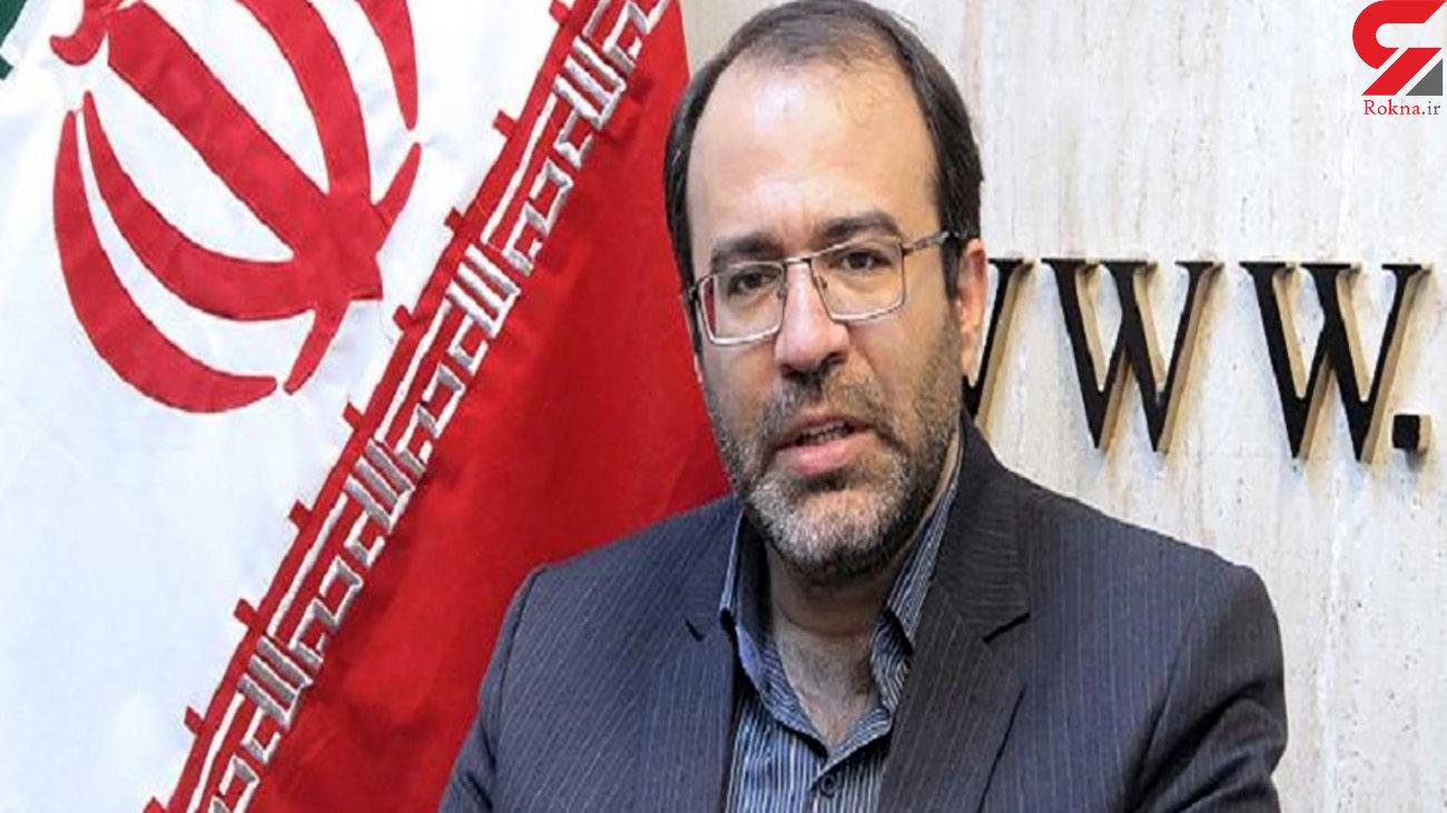 نماینده مجلس : کامیون به کاروان ما زد / مجروحیت نمایندگان در چابهار را تکذیب کردم نه تصادف + صوت و عکس