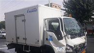 تصادف خونین دو کامیون در بزرگراه فتح +عکس